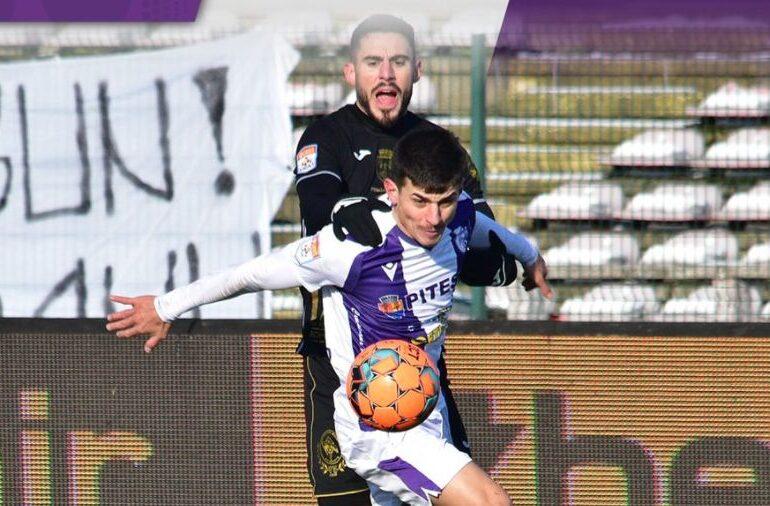 Liga 1: FC Argeș smulge un punct la Mediaș