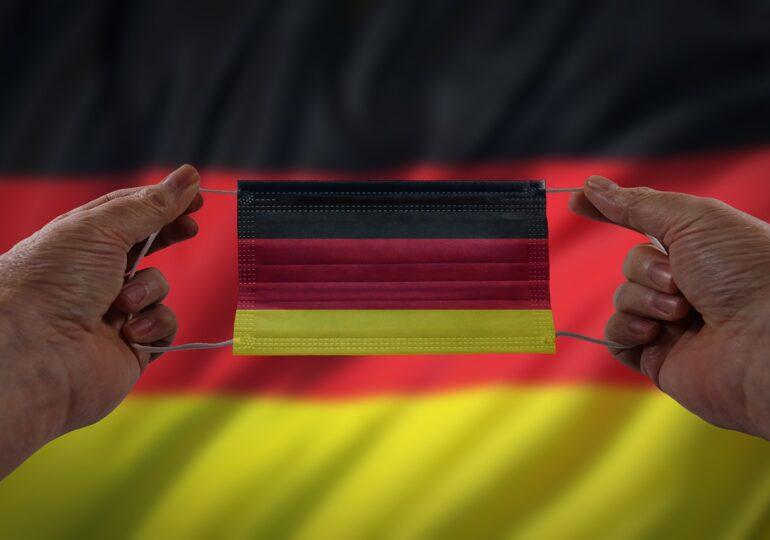 Germania are cel mai mare bilanț de COVID din ultimele patru luni