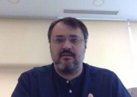 """Ministrul Cristian Ghinea: Primii bani din PNRR ar putea veni în octombrie. Există riscuri mari. Isteria publică ne șubrezește poziția de negociere - <span style=""""color:#ff0000;font-size:100%;"""">Interviu video</span>"""