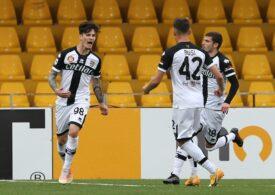 Dennis Man este lăudat de marele Inzaghi după primul gol reușit pentru Parma în Serie A