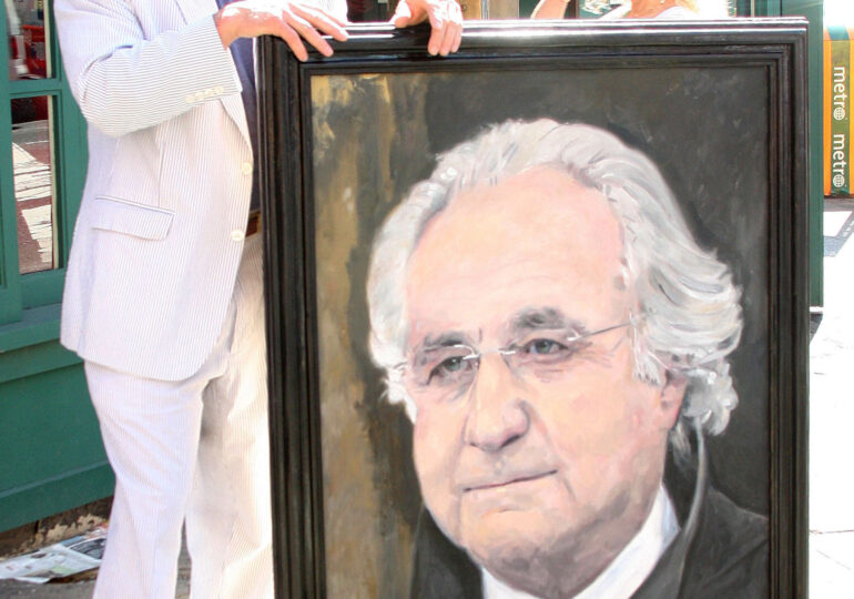 Bernie Madoff a murit în închisoare