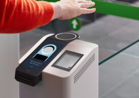 Amazon introduce o tehnologie revoluţionară prin care plăteşti la magazin prin scanarea palmei