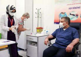 Turcia autorizează de urgență vaccinul rusesc Sputnik V