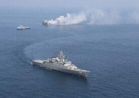 Rusia a trimis 15 nave în Marea Neagră