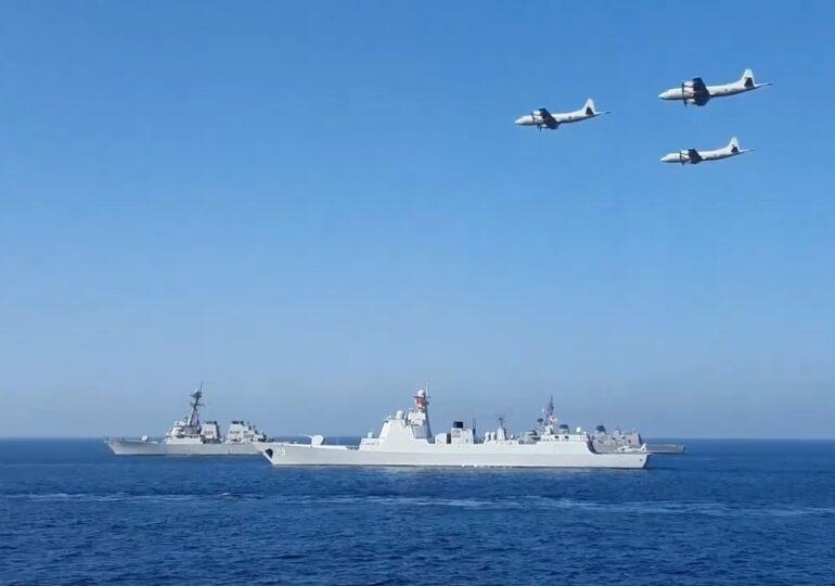 The Sunday Times: Nave de război britanice vor ajunge în Marea Neagră în luna mai. Rusia trimite și ea tot mai multe nave