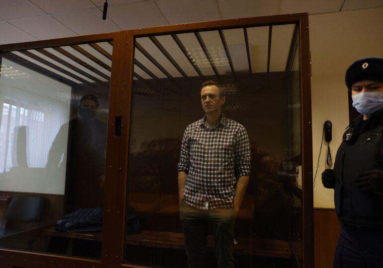 Parlamentul European cere, printr-o nouă rezoluție, eliberarea imediată a lui Navalnîi