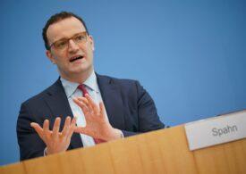 Ministrul sănătății din Germania propune libertăți mai mari pentru cei vaccinați cu două doze