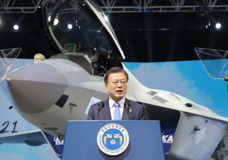 Coreea de Sud și-a construit propriul avion de luptă, ca alternativă la F-35