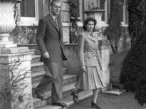 Prinţul Philip, morocănosul casei regale britanice: O viață cu un pas în urma Reginei (Galerie Foto)