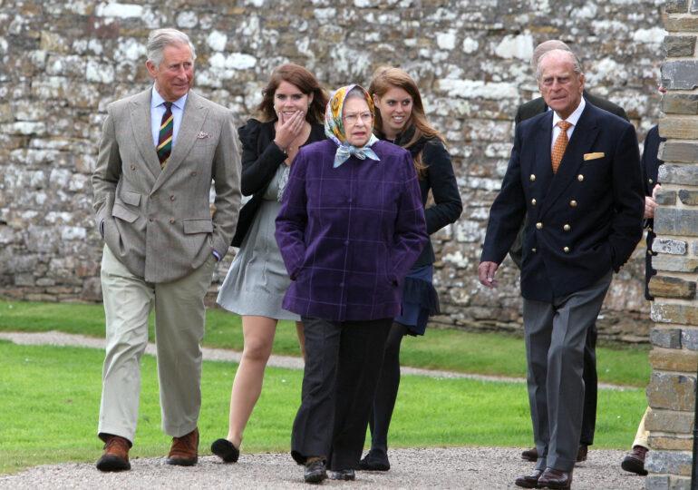 Copiii prinţului Philip i-au adus un omagiu tatălui lor: A fost stânca familiei regale (Video)