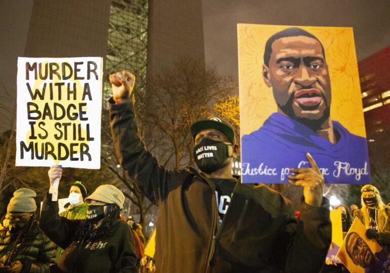 Fostul poliţist care l-a ucis pe George Floyd a fost găsit vinovat