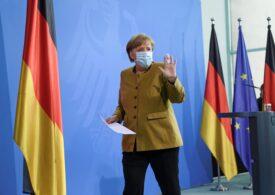 Merkel se vaccinează vineri cu AstraZeneca