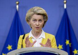 Ursula von der Leyen se află în mijlocul unui nou scandal de protocol, după ce l-a refuzat pe președintele Ucrainei
