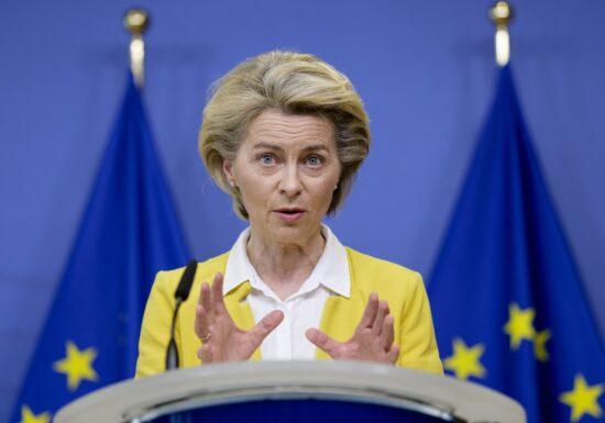 Ursula von der Leyen: Investiţiile UE în Belarus vor fi blocate până când ţara va trece la democraţie