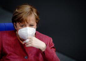 Angela Merkel s-a vaccinat cu AstraZeneca