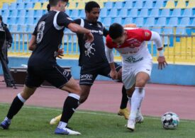 Liga 1: Poli Iași a învins-o pe Hermannstadt