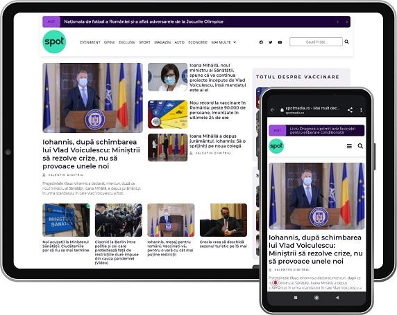 Spotmedia.ro se alătură rețelei Thinkdigital, începând cu luna mai