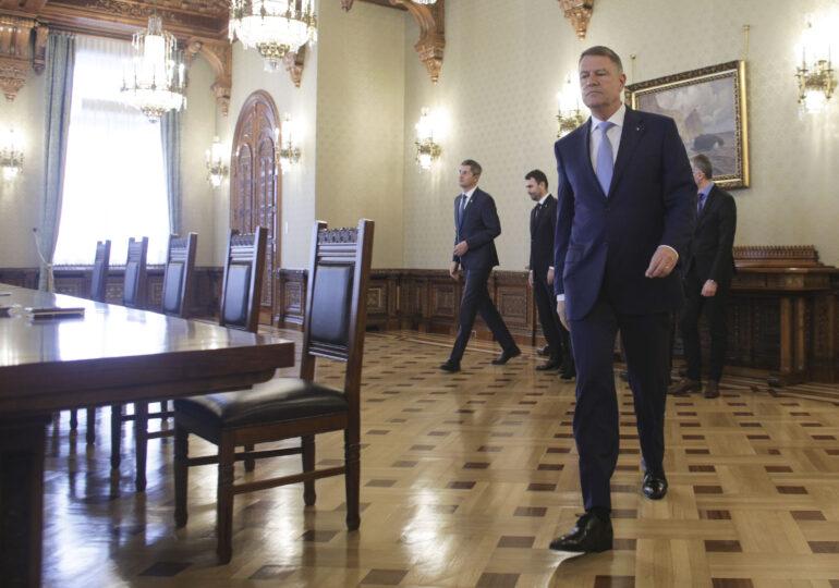 Iohannis spune că demiterea lui Vlad Voiculescu a fost corectă și îl contrazice pe Barna
