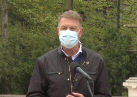 Iohannis: Nu există variantă de rezervă, doar vaccinarea. Altfel vor tot muri oameni de această boală