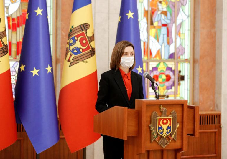 Maia Sandu poate dizolva Parlamentul, a decis Curtea Constituțională a Republicii Moldova