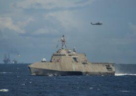 Americanii au renunțat să trimită două nave de război la Marea Neagră, după tensiunile dintre Rusia şi Ucraina