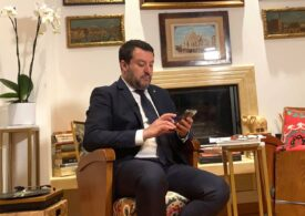 Fostul ministru de interne italian Matteo Salvini a fost trimis în judecată pentru că nu a primit migranți în țară