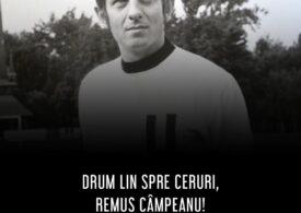 A murit Remus Câmpeanu, o legendă a Universității Cluj
