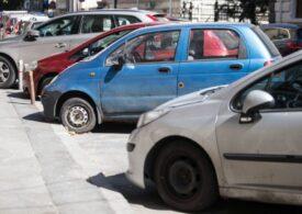 Cresc de 7 ori taxele pentru parcările de reședință din București. De când dăm banii în plus