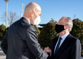 Președintele lui Real Madrid explică apariția Super Ligii și trage un mare semnal de alarmă