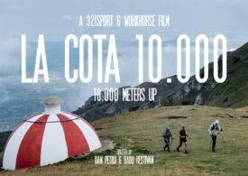 La Cota 10.000, documentar despre povestea alergării montane din România, se lansează online