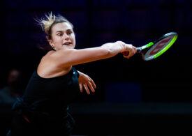 "Aryna Sabalenka, după ce a învins-o pe Simona Halep: ""Am jucat foarte bine"""