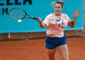 Aryna Sabalenka începe turneul de la Madrid cu o demonstrație de forță