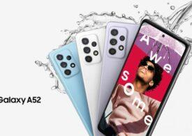 Samsung Galaxy A52 - un smartphone din gama de mijloc cu pretenții premium (VIDEO)