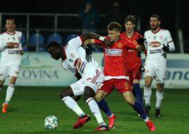 FCSB se încurcă la Sepsi și riscă să piardă primul loc în clasamentul Ligii 1