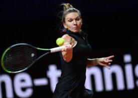 Simona Halep a fost învinsă categoric de Aryna Sabalenka în semifinale la Stuttgart