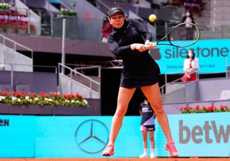 Simona Halep, eliminată de Elise Mertens în optimi la Madrid