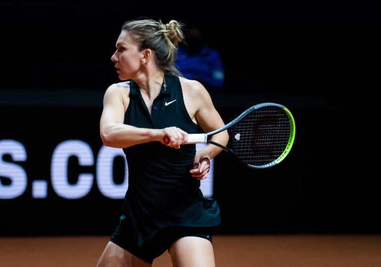 Ce a scris WTA după succesul Simonei Halep în fața Marketei Vondrousova