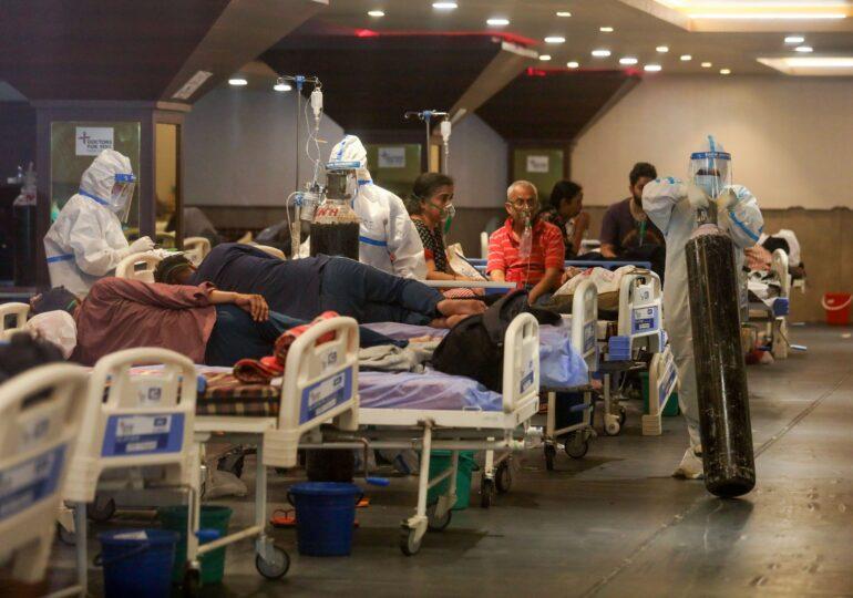 India a atins un nou record: 379.000 de cazuri  confirmate în ultimele 24 de ore
