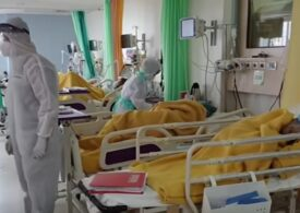 Haos în spitalele din India, unde bilanțul zilnic a trecut de 200.000 de cazuri de Covid