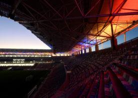 Lovitură pentru CSA Steaua, care nu își va putea inaugura noul stadion în acest an - presă