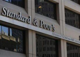 Standard & Poor's a îmbunătățit perspectiva ratingului României. Este prima modificare în sens pozitiv din 2013
