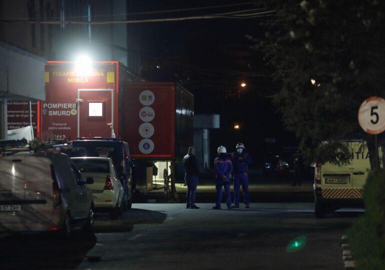 Trei persoane au murit, după o defecţiune la instalaţia de oxigen a unităţii mobile de Terapie Intensivă de la Spitalul Victor Babeş din Bucureşti