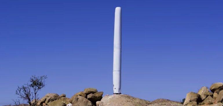 A fost creată turbina eoliană fără elice, care poate aduce facturi mai mici la curent (Video)