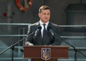 Ucraina are asigurat sprijinul SUA în eventualitatea unui conflict cu Rusia. Moscova avertizează