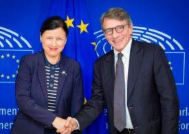 Rusia a interzis accesul pe teritoriul său a opt oficiali din UE, printre care şi preşedintele Parlamentului European