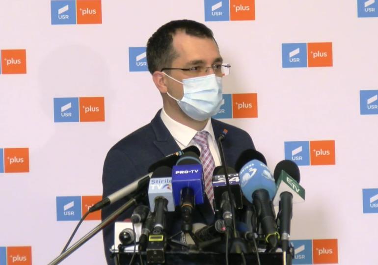 Vlad Voiculescu, despre subraportarea deceselor de COVID-19: Nu e vorba de morți ascunși. Este o chestiune de metodologie