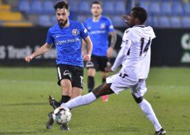Viitorul pierde un nou meci în play-out-ul Ligii 1