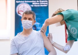Hai să facem un centru de vaccinare la sediul USR PLUS