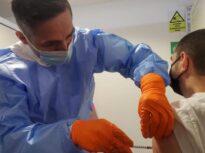 Peste 103.000 de persoane s-au vaccinat în ultimele 24 de ore. Numărul românilor vaccinați cu ambele doze a trecut de 2,6 milioane