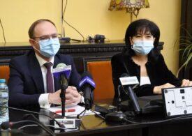 Botoșani: Președintele CJ, prefectul și primarul au recunoscut că nu s-au vaccinat până acum